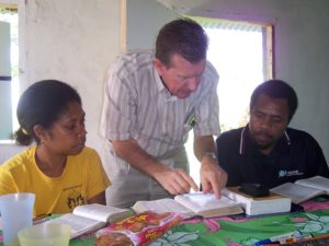 bible translation training