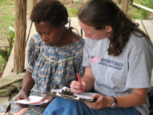 missionary learning language